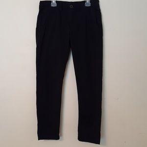 American Eagle Men's Black Khaki pants 29 / 30